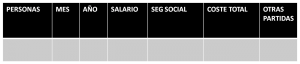 Planificcion Laboral - Consulting Alaves