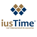Consulting-Alaves Logotipo Iustime red internacional de asesorias
